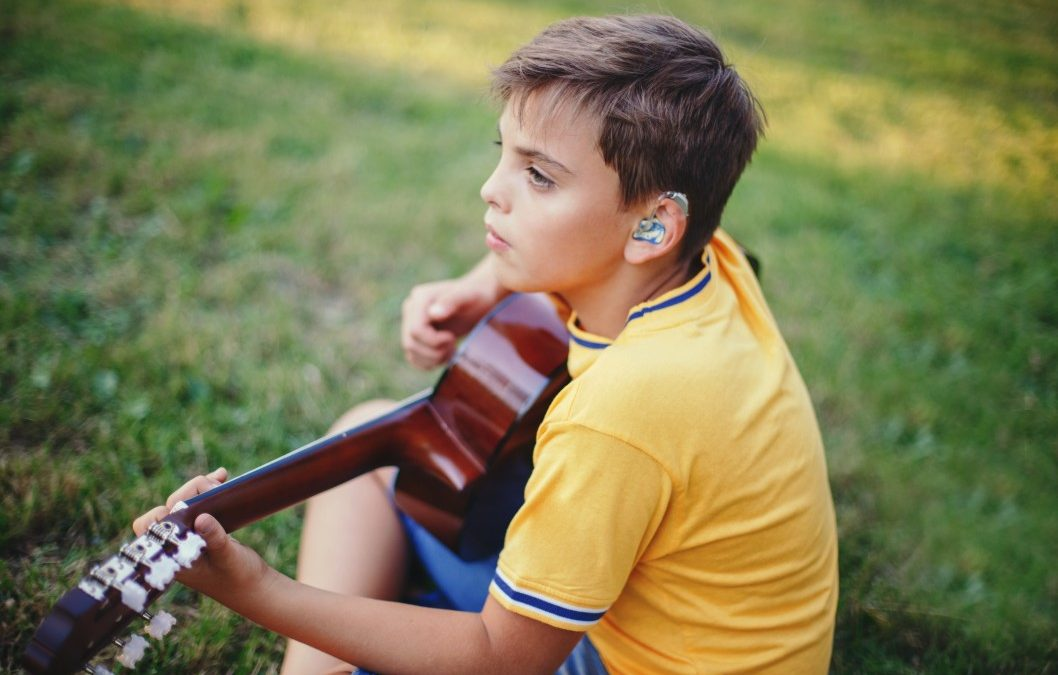Signs of Hearing Loss in Children