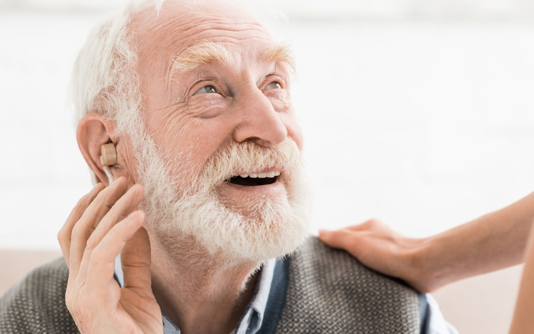 Hearing Loss and Cognitive Decline: An Unlikely Link